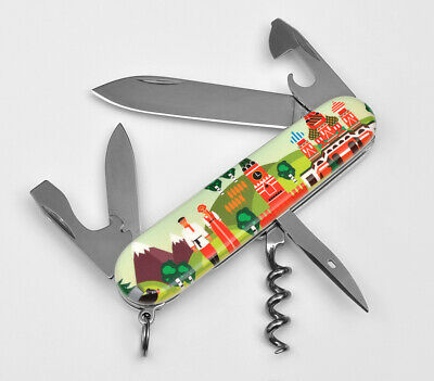 Victorinox Spartan 91mm From Russia With Love 12 Functions