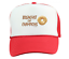 Trucker Hat Cap Foam Mesh Donuts Breakfast of Champions