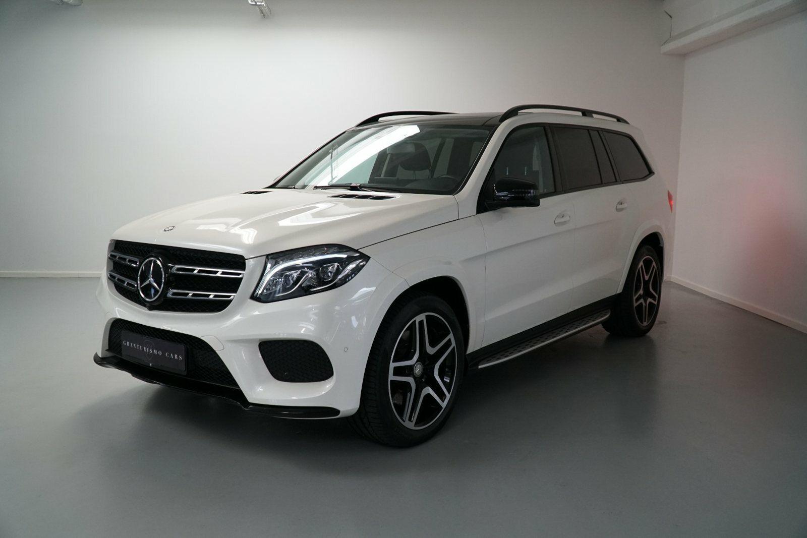 Mercedes GLS400 3,0 aut. 4-M 5d - 6.255 kr.