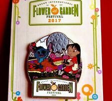 Disney Pins 2017 Flower and & Garden Festival Annual Passholder LE Trading Pin