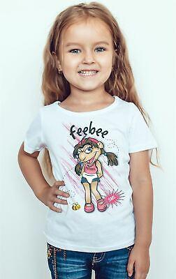 Dabbing Jeffy Puppet Kids T-shirt Youtuber Boy Girl Children Top Cartoon Tshirt