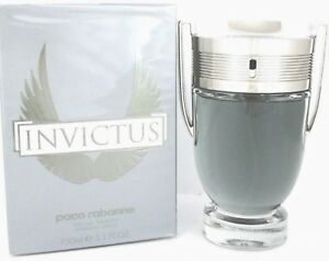 Invictus-Cologne-by-Paco-Rabanne-5-1-oz-EDT-Spray-for-Men-New-in-Sealed-Box