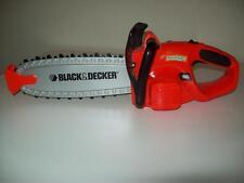 Black & Decker Pretend Play Chain Saw w/Sound & Movement FREE SHIP