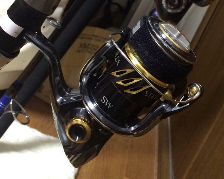 SHIMANO STELLA SW4000XG FISHING HOBBY REEL USED HOBBY FISHING JAPAN VERY RARE HIGH QUALITY 56212a