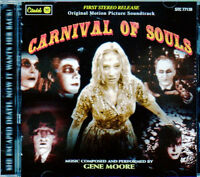 Carnival Of Souls: Original 1962 Soundtrack - Eerie Organ Halloween Music (2006)