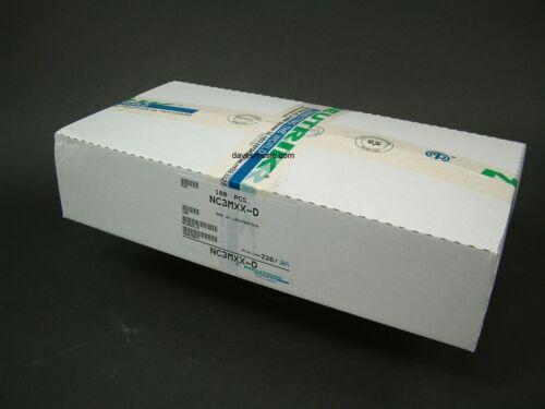 NC3MXX-D BOX OF 100 NEUTRIK CABLE-END MALE XLR  Plugs NEW  Ships FREE to USA!