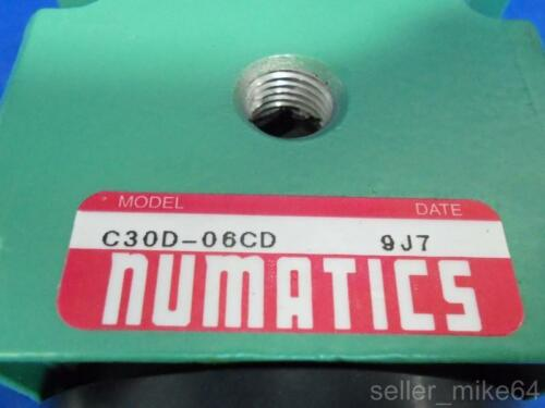 "NUMATICS APPROX 3//4/"" REGULATOR//FILTER C30D-06CD *PZF*"