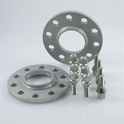 30mm//eje tornillos H/&r ensanchamiento también para Fiat 500//500c 312