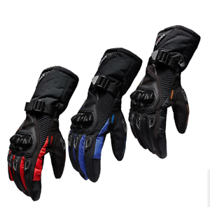 Guanti-Invernali-Moto-cross-Scooter-Touring-Impermeabili-Termici-Protettivi