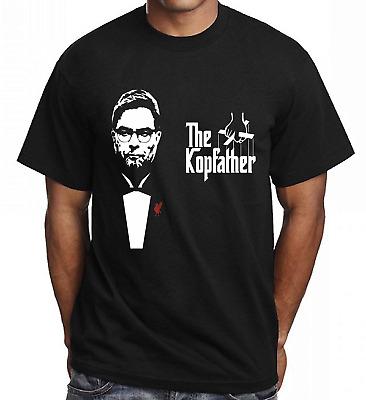 Herren T-Shirt The Kopfather Jurgen Klopp