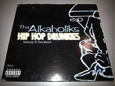 THA ALKAHOLIKS feat. OL' DIRTY BASTARD - Hip Hop Drunkies  (Maxi-CD)