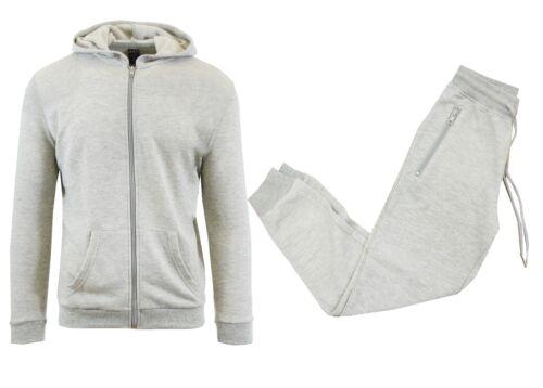 Boys Hoodie /& Jogger Set Lounge Zip Sweatpants Sweater Jacket Uniform Sports NEW