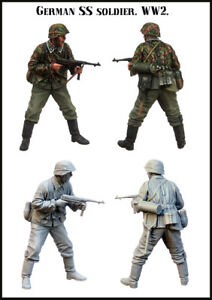 1-35-Scale-Resin-Figure-Model-Kit-SS-Soldier-EM-35172