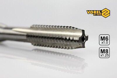 45pcs Profi Gewindeschneider Set M6-M24 Fein Gewinde Schneider Bohrer Werkzeug