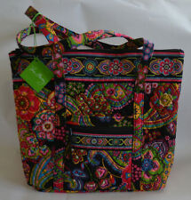 Vera Bradley VILLAGER in Symphony In Hue pattern NWT tote purse