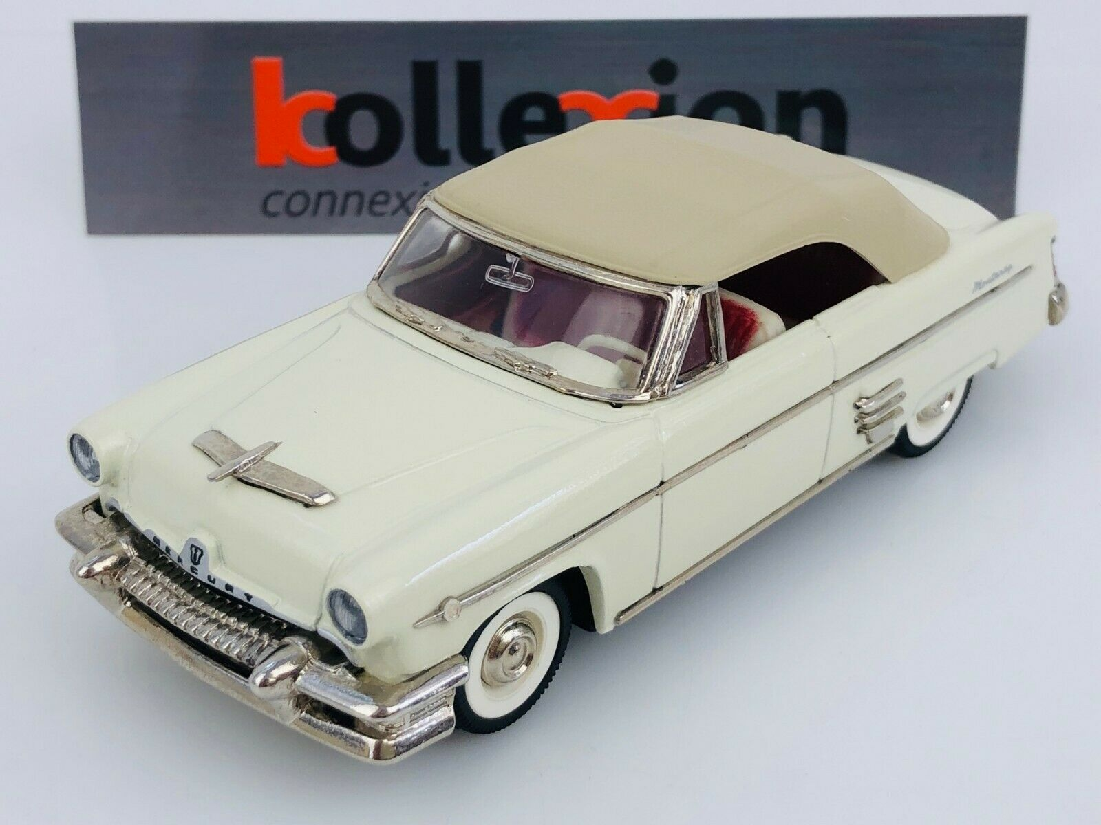 BUBY Collector's Classics Silberina C1-3V0 MERCURY Top Up 1954 1.43 NB