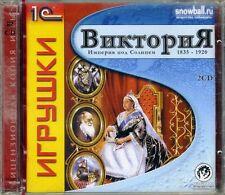 Виктория: империя под солнцем   Victoria: Empire Under the Sun   PC 2xCD RUSSIAN