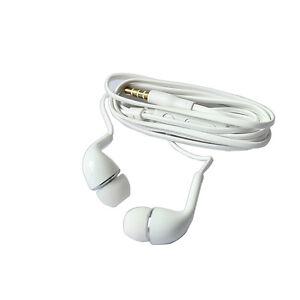 Auricolare-EREO-OEM-bianco-con-microfono-Auricolare-per-SAMSUNG-Galaxy-CR