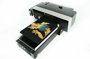 Dtg Direct To Garment T Shirt Personal Diy Printer Build
