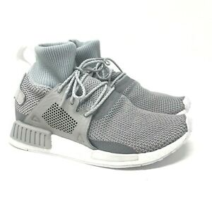 46f633be9ff3b Adidas NMD XR1 Winter Mens Shoes Grey Grey White bz0633 Size 9 ...