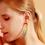 Women-Geometric-Acrylic-Dangle-Drop-Statement-Long-Earring-Ear-Stud-Boho-Jewelry thumbnail 6