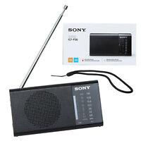 Sony Icf-p36 Portable Am/fm Radio Black , Icfp36