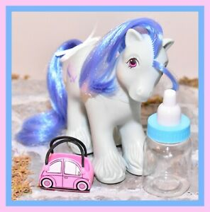 ❤️My Little Pony MLP G1 Vtg Big Brother Ponies 4-Speed Trucker Blue Boy❤️