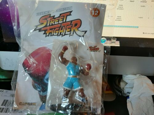 Figurine Street Fighter BALROG  12 cm capcom neuf sous blister