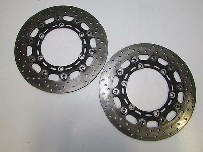Brembo Upgrade Rear Brake Disc For Yamaha 1996 XJ600S Diversion