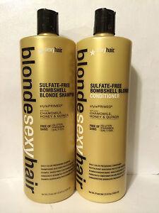 hair blonde shell sulfate free shampoo