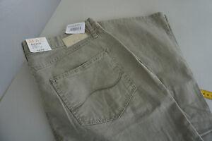MAC-Melanie-Jeans-shade-stretch-Hose-40-32-W40-L32-khaki-Neu