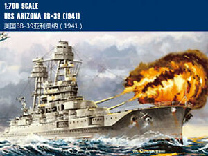 Hobby Boss 1/350 USS Arizona BB-39 (1941)