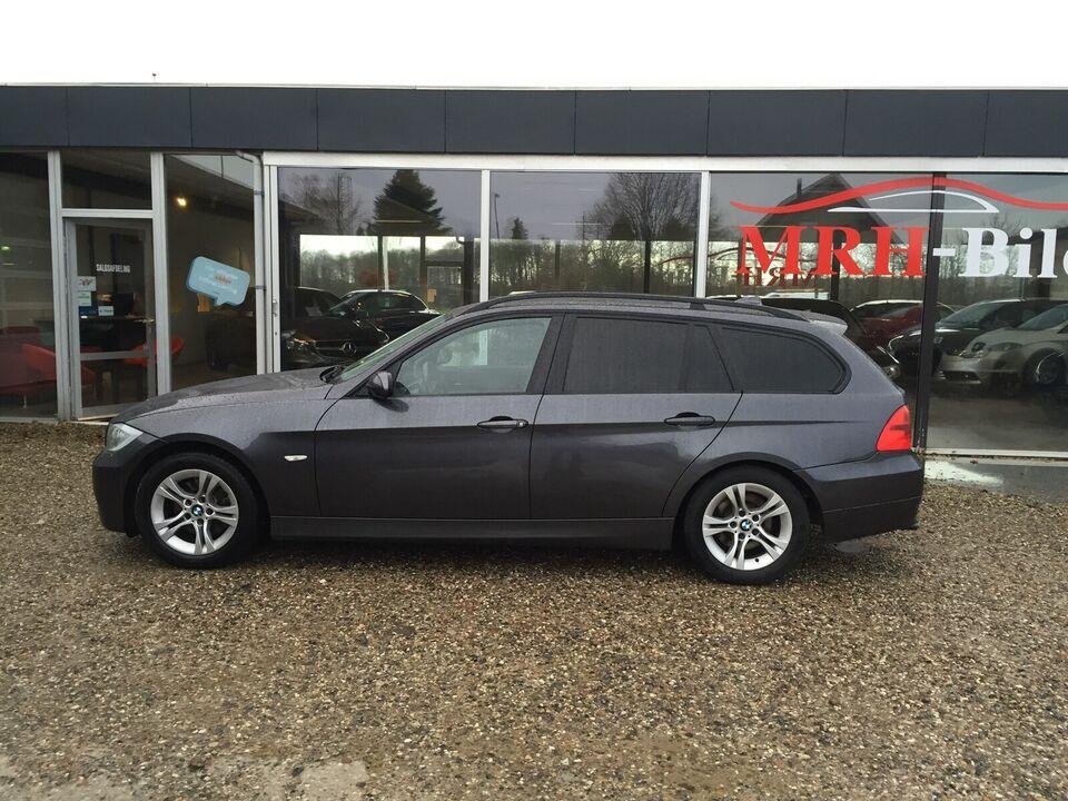 BMW 320d, 2,0 Touring Steptr., Diesel