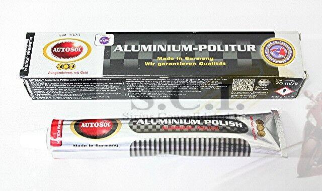 Autosol 1824 Aluminum Polish Tube 75milliliter