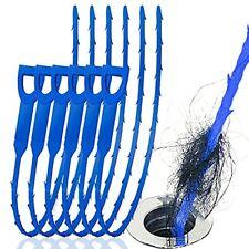 25 Inch Snake Drain Clog Remover Tool6 Pack Hair Drain Cleaner Tool Hair Clog