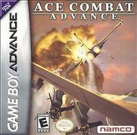 Ace Combat Advance (Game Boy Advance) GBA