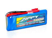 ZIPPY Flightmax 5000mah 2S1P 20C 7.4v 2s Lipo battery VENOM TURNIGY LOSI REDCAT
