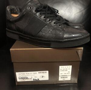 Gucci GG Gomma Nero Sneaker 227988