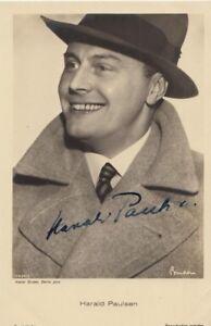 Harald-Paulsen-Originalautogramm-auf-alter-Ross-Postkarte-7639-1
