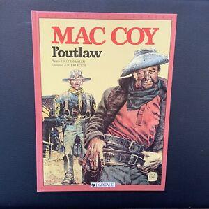 Mac-Coy-L-outlaw-Dargaud-1984-EO