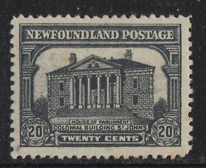 157-Newfoundland-Canada-mint-well-centered