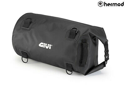 GIVI EA115BK WATERPROOF luggage DRY BAG 40 litre touring TAIL BAG for MOTORCYCLE