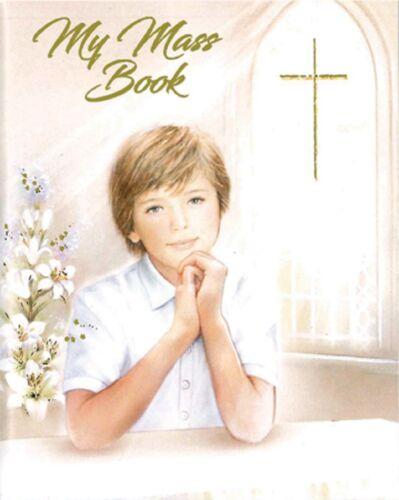 First Holy Communion Prayer Book Communion Prayers First Communion  Boys