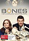 Bones : Season 10 (DVD, 2015, 6-Disc Set)