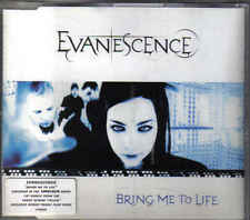 Evanescence-Bring me to Life cd maxi single incl video
