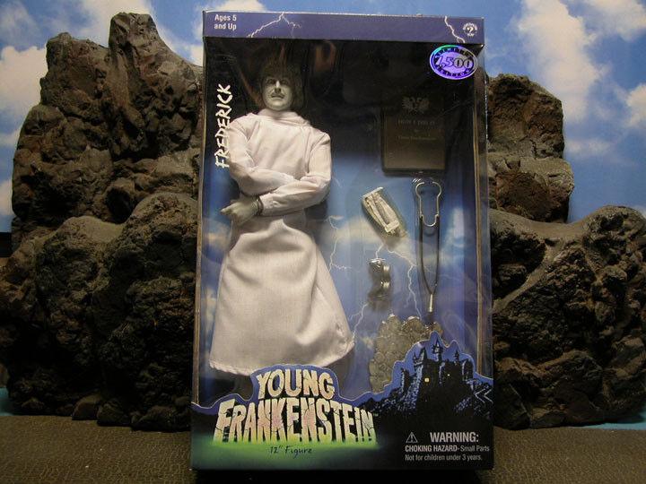 Agotado lado exclusivo 12 Jovencito Frankenstein completa Show 3 figura conjunto menta