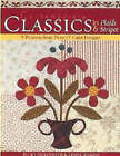 Contemporary Classics in Plaids and Stripes: 9 Projects from Piece O'Cake Designs by Linda Jenkins, Becky Goldsmith (Paperback, 2003)