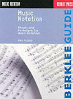 Music Notation: Theory and Technique for Music Notation by Mark McGrain (Paperback, 1991)