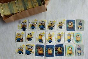 160x Stickers Kids Crafts Despicable Me Minions Lenticular Motion Party Bag Fill - Glasgow, Glasgow (City of), United Kingdom - 160x Stickers Kids Crafts Despicable Me Minions Lenticular Motion Party Bag Fill - Glasgow, Glasgow (City of), United Kingdom