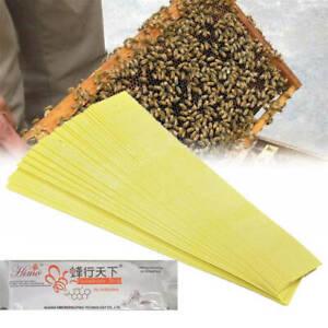 1/5/10Bag Mite Abeja medicación tira Acaricida matando a la apicultura Tu Control De Plagas
